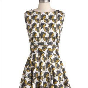 ModCloth Style Synthesis dress - Closet brand